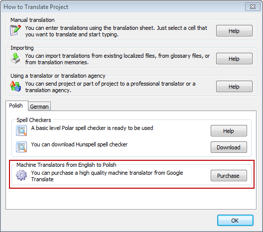 How to translate an entire web page on Google translate service?