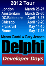 Delphi Developer Days 2012