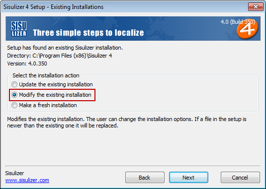 setup_existing_installation
